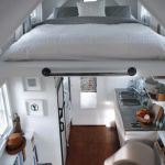 Cool Loft Bed Design Ideas for Small Room 46