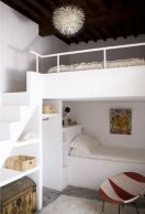 Cool Loft Bed Design Ideas for Small Room 75