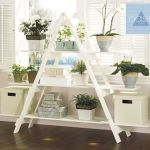 Cool Plant Stand Design Ideas for Indoor Houseplant 15