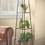 Cool Plant Stand Design Ideas for Indoor Houseplant 56