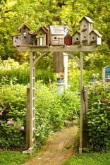 Fascinating Garden Gates and Fence Design Ideas 58
