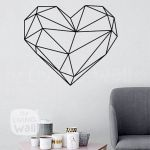 Inspiring Creative DIY Tape Mural for Wall Decor 4