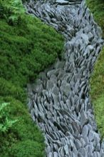 Inspiring Dry Riverbed and Creek Bed Landscaping Ideas 31