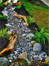 Inspiring Dry Riverbed and Creek Bed Landscaping Ideas 41