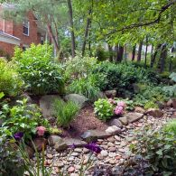 Inspiring Dry Riverbed and Creek Bed Landscaping Ideas 60