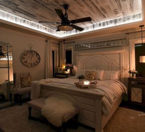 Lovely Romantic Bedroom Decorations for Couples 16