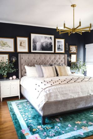 Lovely Romantic Bedroom Decorations for Couples 78