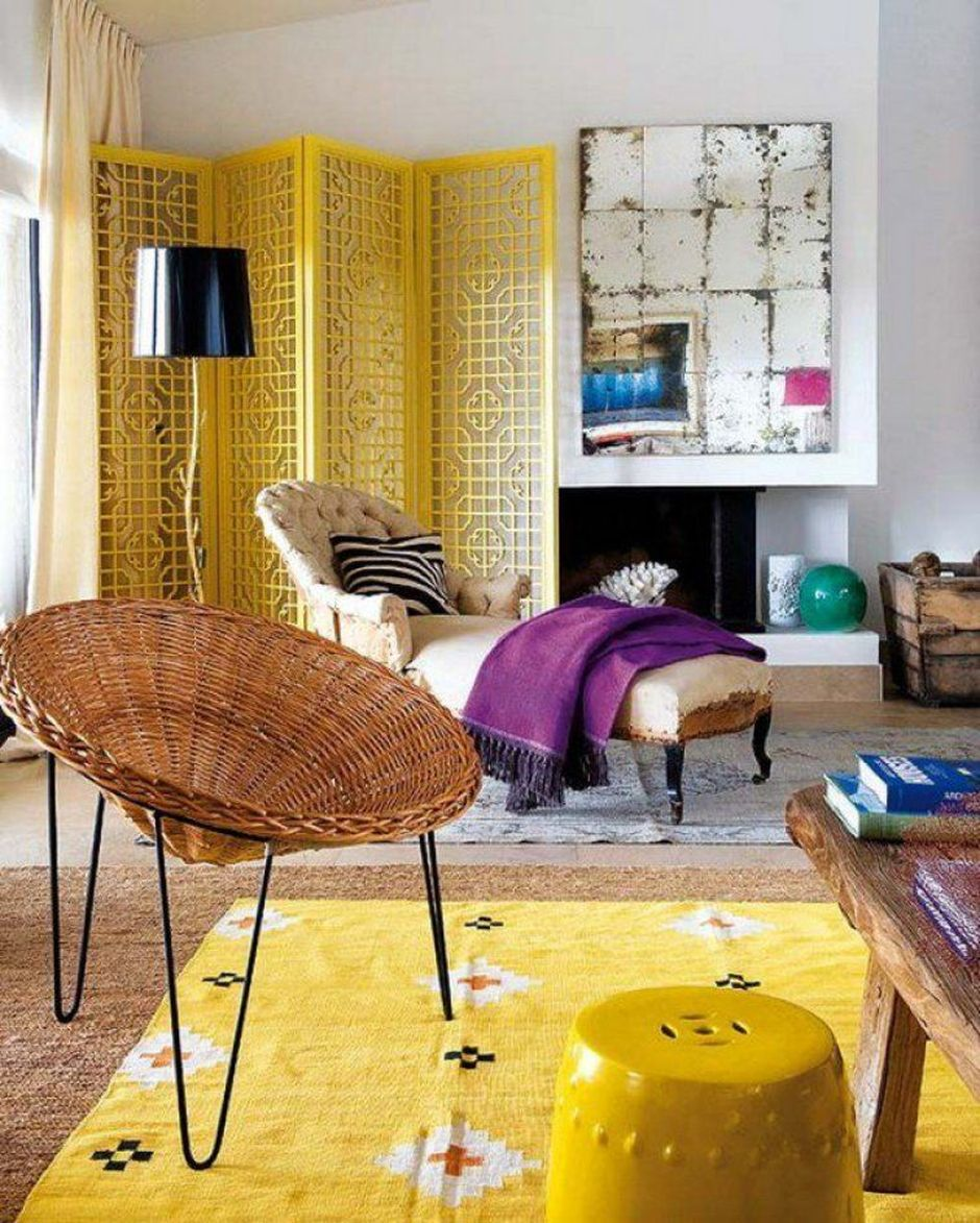 Minimalist Hippie Interior Decorations Ideas 6