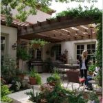 Perfect Pergola Designs for Home Patio 15
