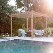 Perfect Pergola Designs for Home Patio 16