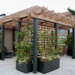 Perfect Pergola Designs for Home Patio 17