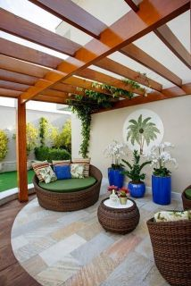 Perfect Pergola Designs for Home Patio 18