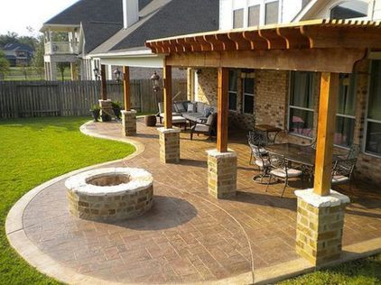 Perfect Pergola Designs for Home Patio 3