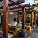 Perfect Pergola Designs for Home Patio 52