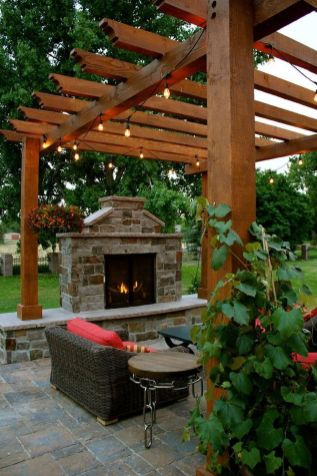 Perfect Pergola Designs for Home Patio 77