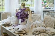 Spring Home Table Decorations Center Pieces 78
