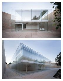 Stunning Glass Facade Building and Architecture Concept 23