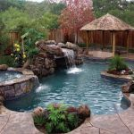 Stunning Outdoor Pool Landscaping Designs 19