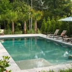 Stunning Outdoor Pool Landscaping Designs 29