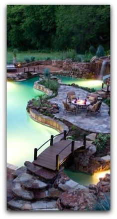Stunning Outdoor Pool Landscaping Designs 32