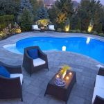 Stunning Outdoor Pool Landscaping Designs 33