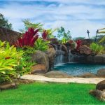 Stunning Outdoor Pool Landscaping Designs 35