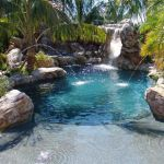 Stunning Outdoor Pool Landscaping Designs 5