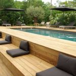 Stunning Outdoor Pool Landscaping Designs 50