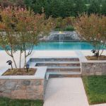 Stunning Outdoor Pool Landscaping Designs 64