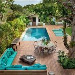 Stunning Outdoor Pool Landscaping Designs 65