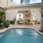 Stunning Outdoor Pool Landscaping Designs 71