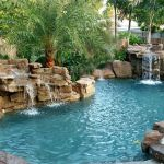 Stunning Outdoor Pool Landscaping Designs 73