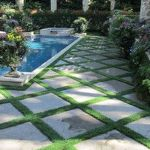 Stunning Outdoor Pool Landscaping Designs 80