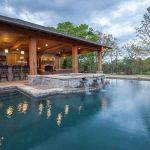 Stunning Outdoor Pool Landscaping Designs 82