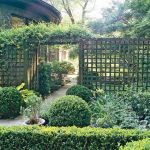Stunning Privacy Fence Line Landscaping Ideas 39