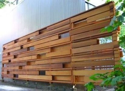 Stunning Privacy Fence Line Landscaping Ideas 59