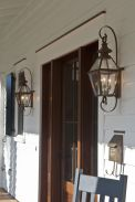 Vintage Hanging Gas Lanterns for Front Door Decorations 19