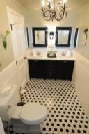 Vintage and Classic Bathroom Tile Design 14