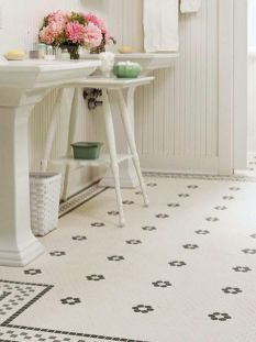 Vintage and Classic Bathroom Tile Design 38
