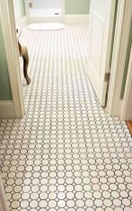 Vintage and Classic Bathroom Tile Design 54