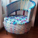 Amazing Chair Design from Recycled Ideas 52