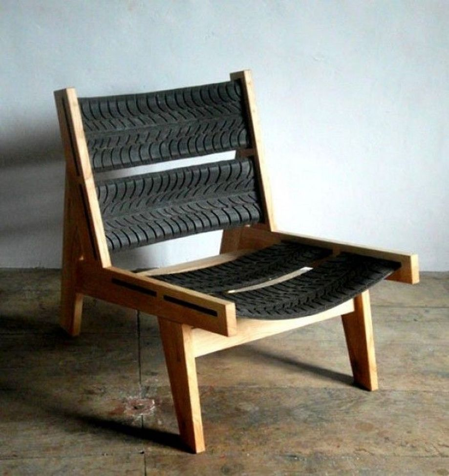 Amazing Chair Design from Recycled Ideas 1