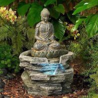 Awesome Buddha Statue for Garden Decorations 26