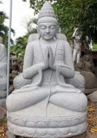 Awesome Buddha Statue for Garden Decorations 31