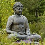 Awesome Buddha Statue for Garden Decorations 46