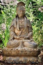 Awesome Buddha Statue for Garden Decorations 57