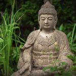 Awesome Buddha Statue for Garden Decorations 75