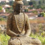 Awesome Buddha Statue for Garden Decorations 8