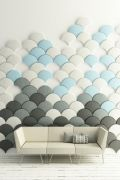 Inspiring Modern Wall Texture Design for Home Interior 19