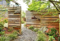 Modern and Contemporary Front Yard Landscaping Ideas 18